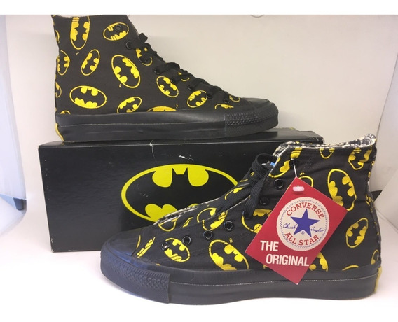 Converse All Star Made In Usa Batman 80