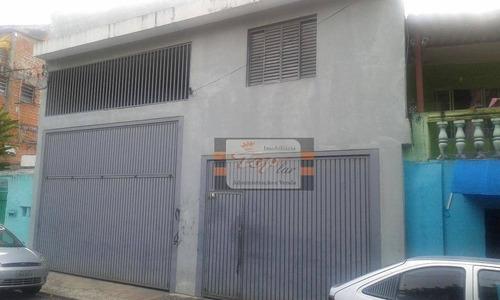 Salão Comercial Para Locação, Vila Mirante, São Paulo. - Sl0066