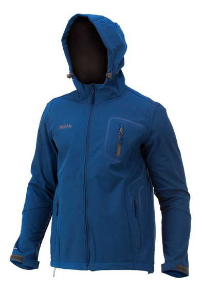 Campera Softshell Nexxt Performance Banks Hombre