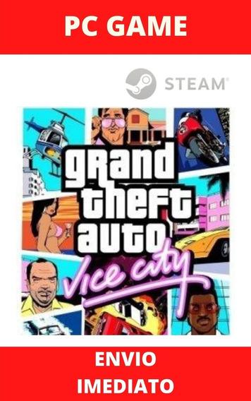 Grand Theft Auto - Vice City - Pc