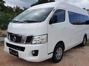 Nissan // Urvan // Nv-350 // 2016