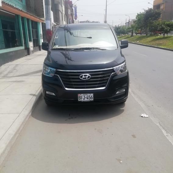 Vendo Hyundai H1 Año 2019 - Con Solo 3500 Km A Us$27000