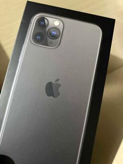 Celular Apple iPhone 11 Pro, 64 Gb, Cinza-espacial
