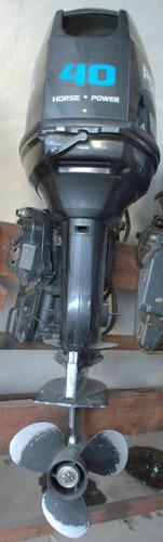 Motor Power Tc 40 2t Usado 50 Horas Impecable