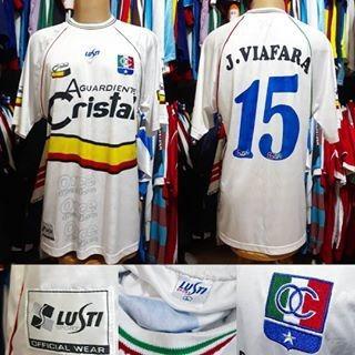 Camisa Once Caldas-col- Lusti- G- N°15- 2002