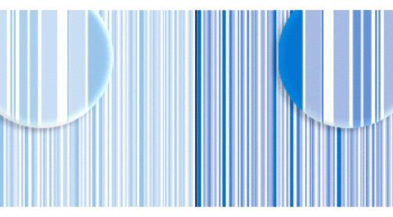 Repeteco - Duo Básico Listras Azul/azul Royal - Lavanda