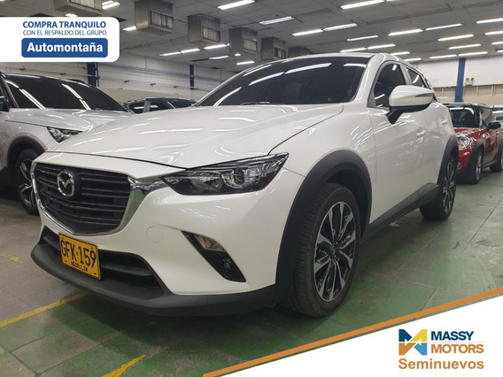 Mazda Cx3 Automática Con Cuero