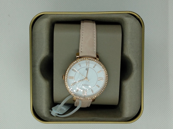 Relógio Fossil Feminino Core - Es4291/2bn
