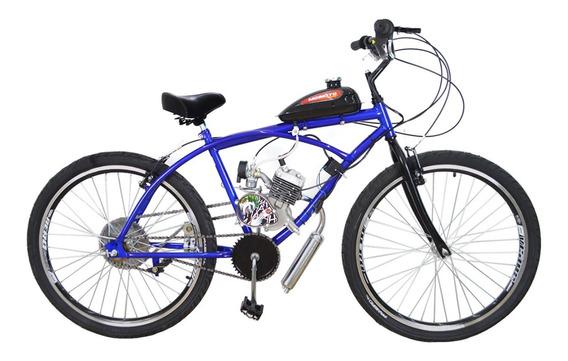 Bicicleta Motorizada Caiçara Motor Moskito 80cc