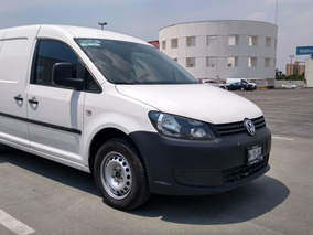 Volkswagen Caddy 1.2 Maxi Cargo Van Larga Aa Mt 2015
