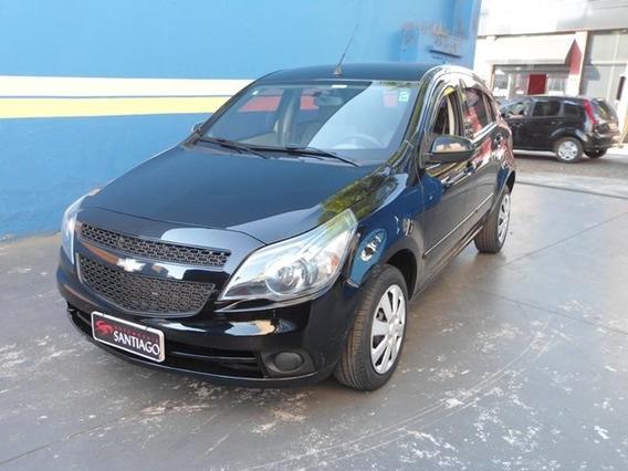 Chevrolet Agile 1.4 Mpfi Lt 8v Flex 4p Manual