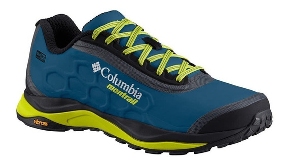 Tenis Columbia Trient Montrail Outdry Extreme Impermeável