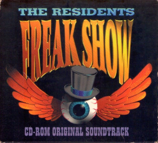 The Residents - Freak Show - Sin Libro
