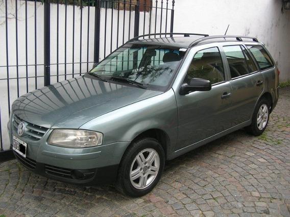 Volkswagen Gol Country 1.9 Sd Comfortline 2008 1° Mano