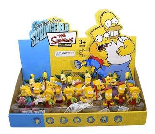 Display Os Simpsons Colecionáveis 24 Bonecos Sortidos - Mult