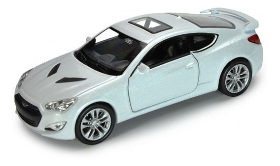 Auto 1:36 Hyundai Genesis Coupe Welly Lionels 3668