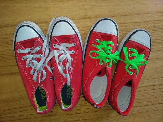 Zapatillas X2All Star Y Toper