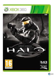 Halo Aniversario Combat Envolved Xbox 360