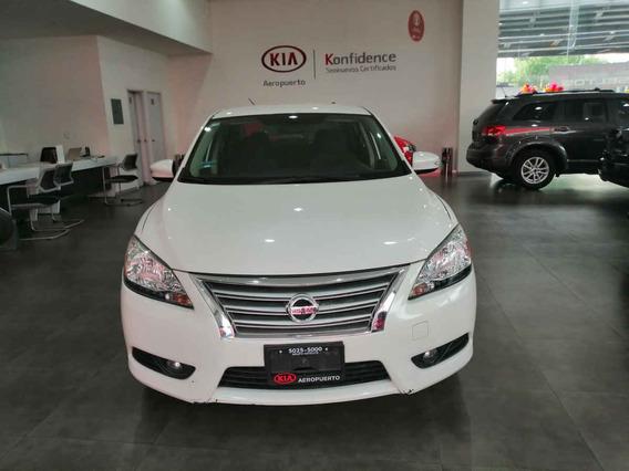 Nissan Sentra 2015 4p Advance L4/1.8 Aut