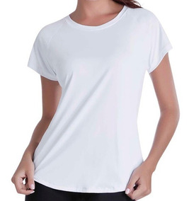 Camisa Corte Mordeno Para Sublimação Babylook Pronta Entrega