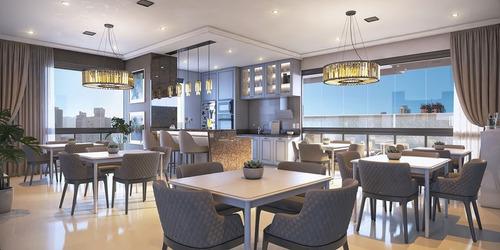 Imagem 1 de 11 de Ref: 43 - Apartamento 03 Suites Na Meia Praia Para Morar - V-amd43