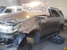 Chocados Toyota Fortunner Sr