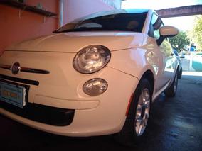 Fiat 500 1.4 Cult Flex Dualogic 3p 2012