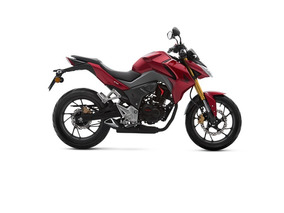 Honda Cb 190r - 0km - Rojo - Expomoto Sa