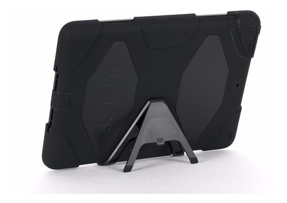 Capa Case Griffin Survivor iPad Air 1 Máxima Proteção Preta