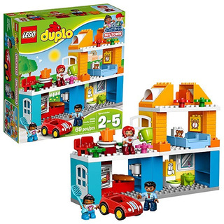 Lego Duplo My Town Casa Familiar 10835 Juguetes Construcción