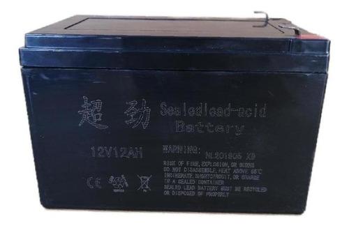 Imagen 1 de 2 de Batería 12v 9 Amp Ups Lámpara Emergencia Cerco Eléctrico