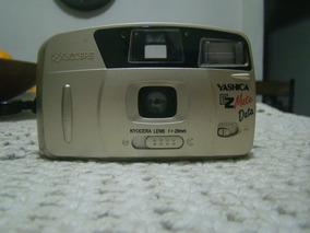 Câmera Fotográfica Yashica Ez Mate Data