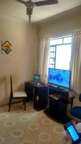 Imagem 1 de 22 de Casa Residencial À Venda, Parque Novo Oratório, Santo André. - Ca0137