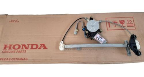 Maquina De Vidro Elétrica Traseira Direita Fit 09 A 14