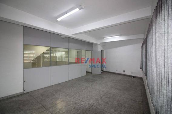 Sala Para Alugar, 110 M² Por R$ 1.500/mês - Vila Galvão - Guarulhos/sp - Sa0005