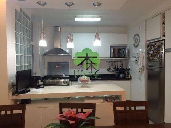 Apartamento Residencial À Venda, Chácara Agrindus, Taboão Da Serra. - Ap0332