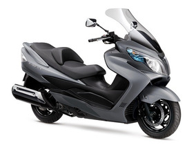 Suzuki Burgman 400 I 2015