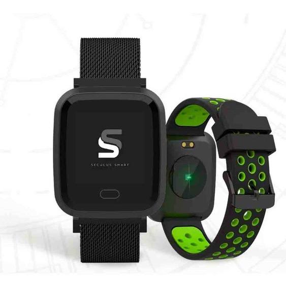 Relógio Seculus Smartwatch Urbano 2ª Geração 79006mpsvpe2