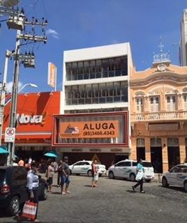 Imagem 1 de 30 de Prédio Comercial Para Alugar Na Cidade De Fortaleza-ce - L8558