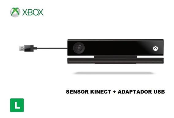Sensor Kinect Windows 10