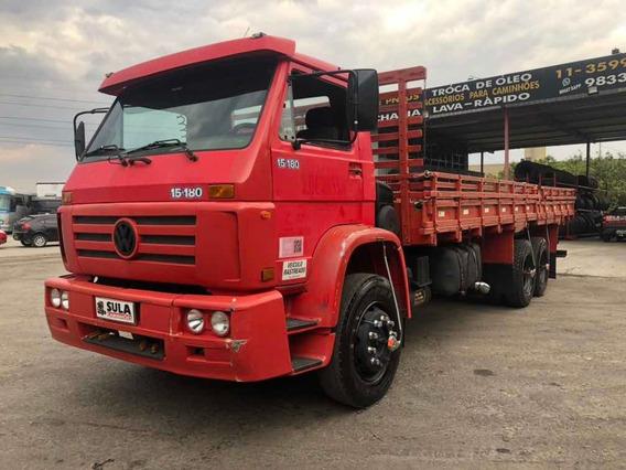 15180 Truck Carroceria Ano 2000 !!