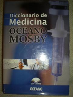Diccionario Mosby Medicina Con Cd Original (15)