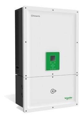 Inversor Trifásico Interconexión Cfe 25kw 480vac Schneider