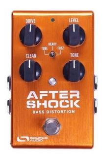 Fuente Audio Una Serie Aftershock Bajo Distorsión Bajo Peda