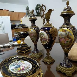 Porcelana Limoges Y Sevres