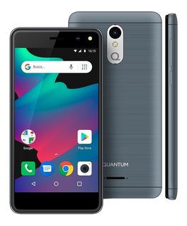 Celular Libre Quantum Five 32gb Android Dual Sim Bkp