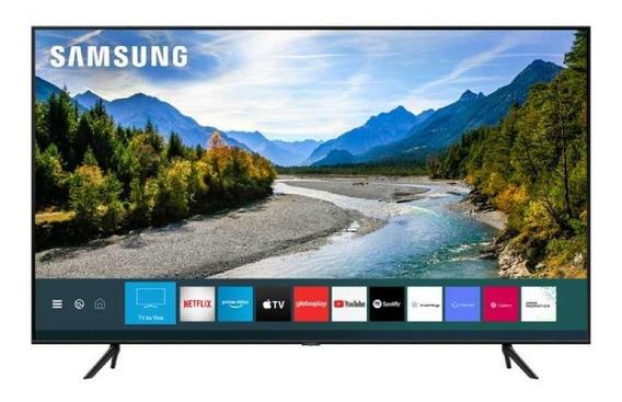 Smart Tv Samsung Qled Q60t 50, Borda Ultrafina, Design Com C