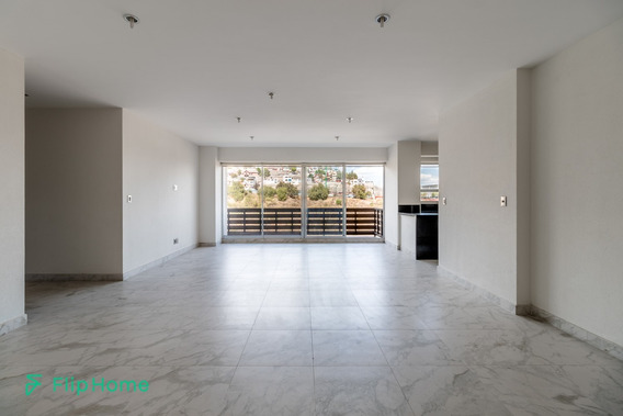 Excelente Depto | 150 M2 | 2 Estac | Vista Al Bosque | Lv