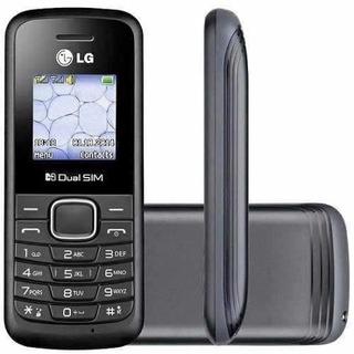 Celular Lg B220 Com Radio, Lanterna Entrada De Antena Rural
