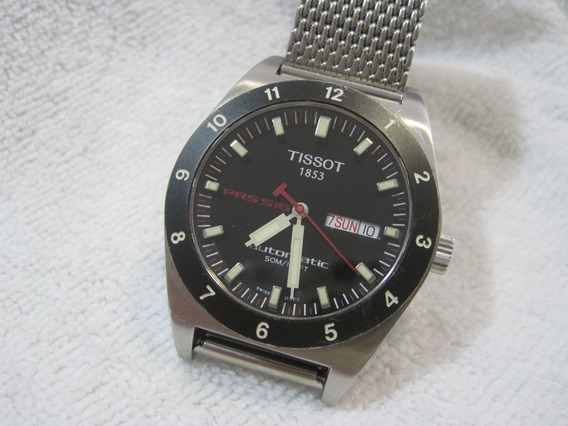 Tissot 516 Automatic,submarino,cx.40mm,completo Caixa Manual